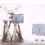 PI's Hexapods for Drones Testing