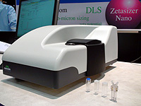 Malvern Instruments Zetasizer Nano Particle Characterization System