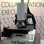 The MicroXAM 100 Surface Profilometer and Optical Interferometer from KLA