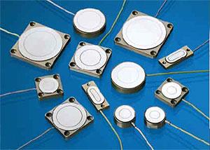Different nanosensor configurations.