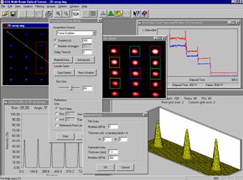 AZoNano - The A to Z of Nanotechnology - Powerful analysis software